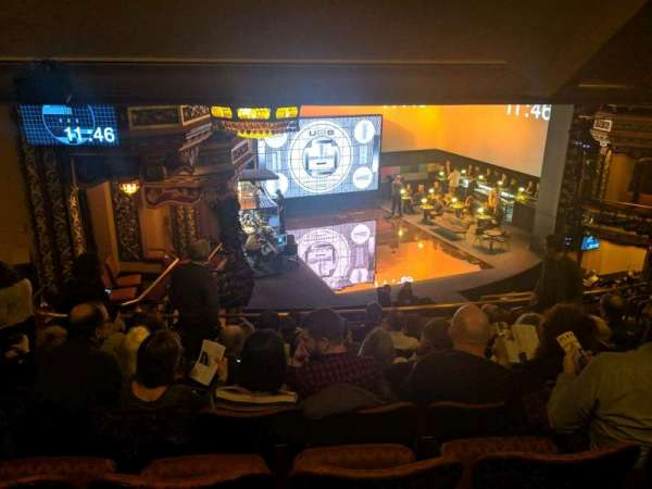 Belasco Theatre, secção: mezzanine l, fila: H, lugar: 17