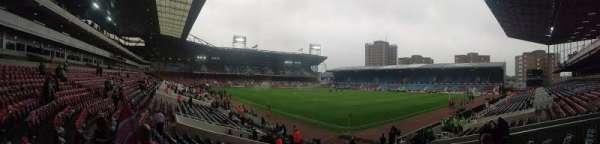 Boleyn Ground, secção: West Stand Lower