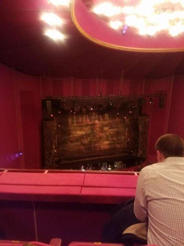 The Kennedy Center Opera House, secção: 2nd Tier, fila: B, lugar: 123