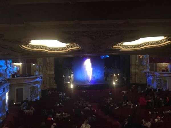 Nederlander Theatre (Chicago), secção: DCIRLC, fila: A, lugar: 245