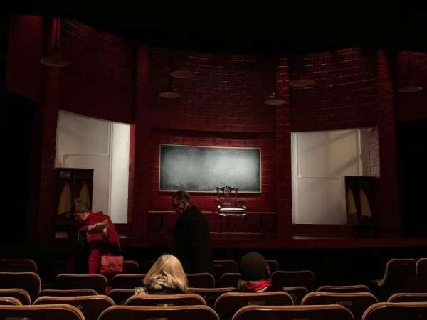 Samuel J. Friedman Theatre, secção: Orchestra L, fila: G, lugar: 109