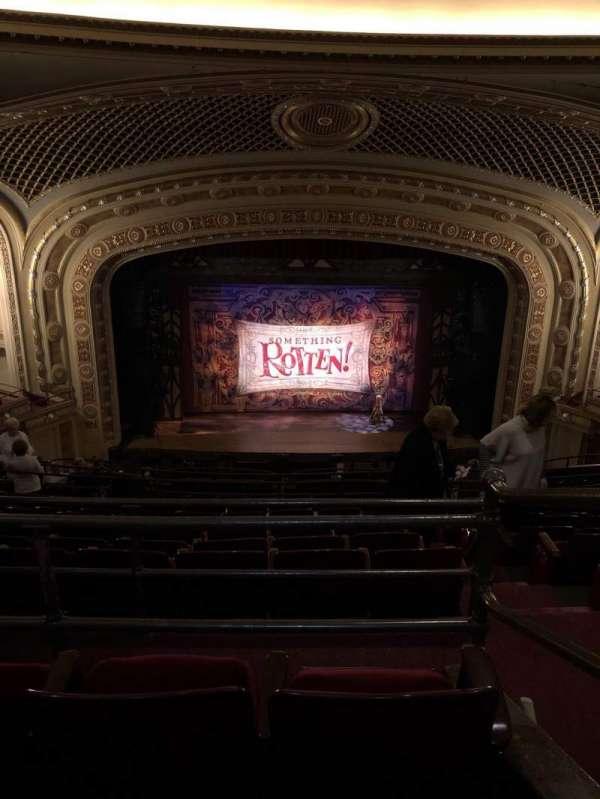 Tivoli Theatre , secção: UBC, fila: K, lugar: 104