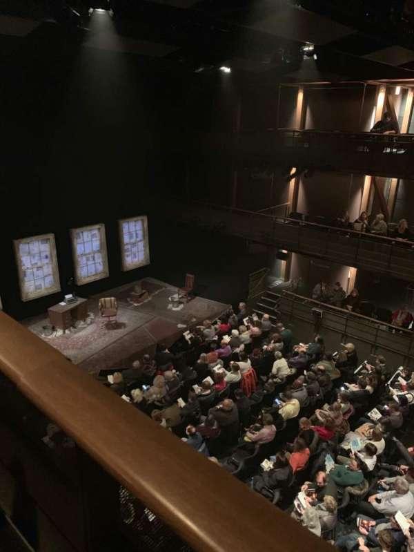 Goodman Theatre - Owen Theatre, secção: AAA, lugar: 13