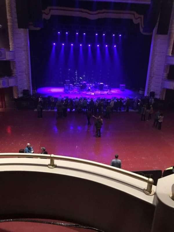 The Met Philadelphia, secção: Grand Salle Box 10, fila: B, lugar: 7
