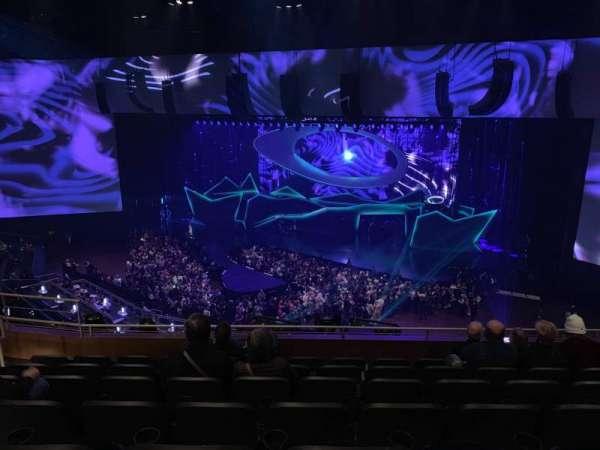 Park Theater at Park MGM, secção: 403, fila: G, lugar: 20