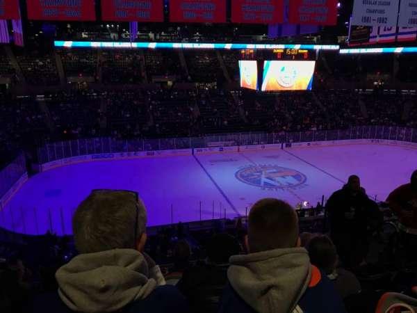 Nassau Veterans Memorial Coliseum, secção: 225, fila: 7, lugar: 6