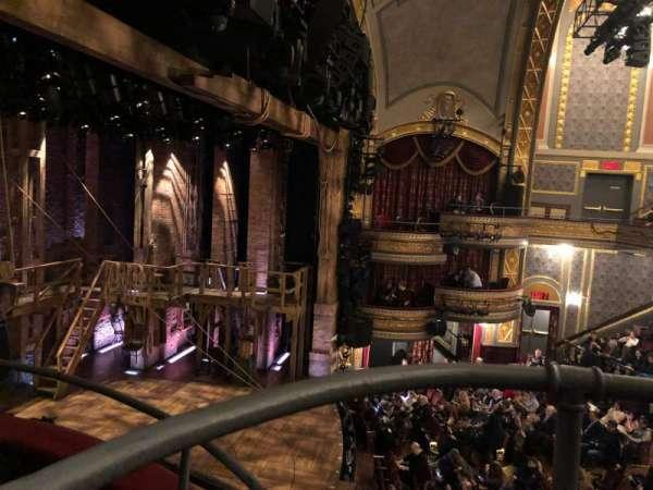 Richard Rodgers Theatre, secção: box f, lugar: 1,2, 3