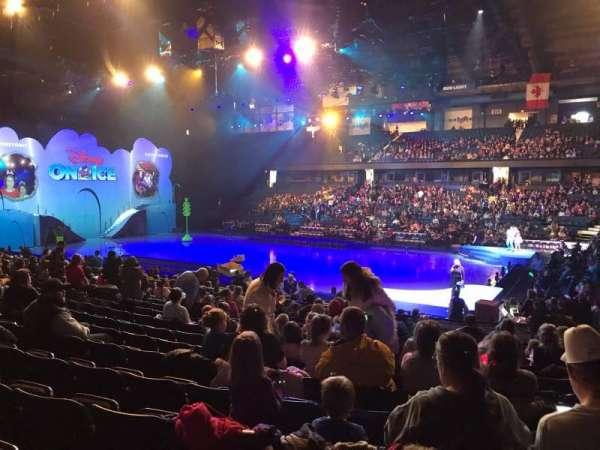 Allstate Arena, secção: 101, fila: N, lugar: 8