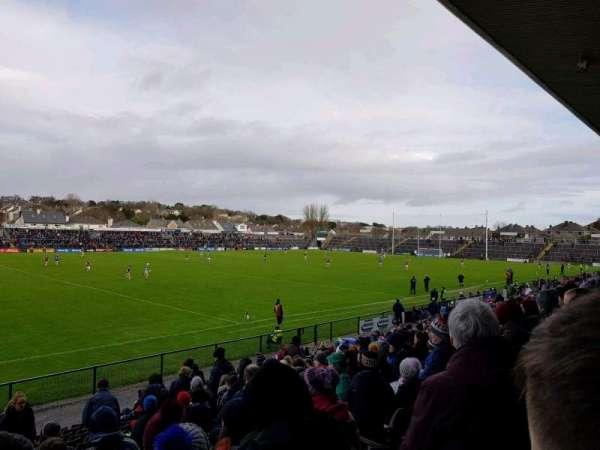 Pearse Stadium, secção: K, fila: R, lugar: 5