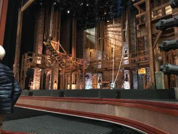 Walt Disney Theatre - Dr. Phillips Center, secção: Orchestra Right, fila: BB, lugar: 8