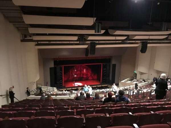 barbara b. mann performing arts hall, secção: Balcony, fila: YY, lugar: 21