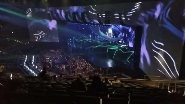 Park Theater at Park MGM, secção: 402, fila: N, lugar: 4