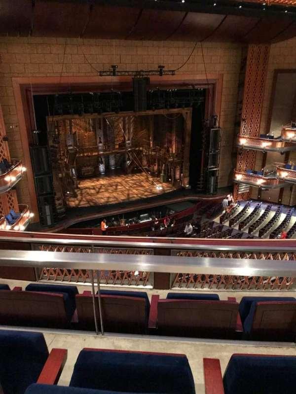 Walt Disney Theatre - Dr. Phillips Center, secção: Balcony Left, fila: C, lugar: 11