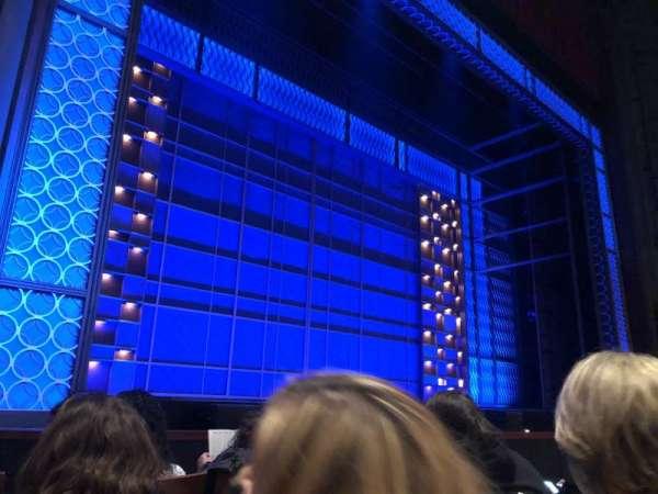 Stephen Sondheim Theatre, secção: Orchestra L, fila: D, lugar: 7