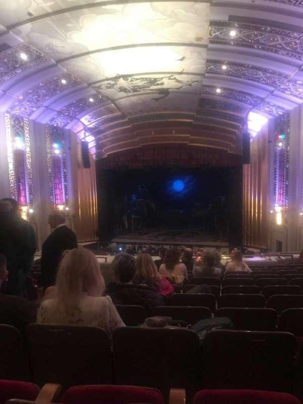 The Bushnell Center for the Performing Arts - Mortensen Hall, secção: Mezzanine E, fila: N, lugar: 208