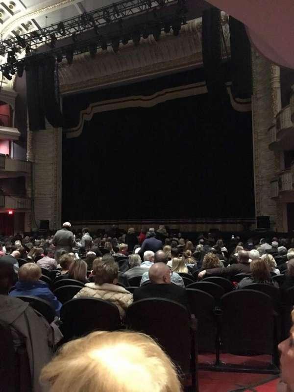 The Met Philadelphia, secção: Orchestra 4, fila: B, lugar: 11