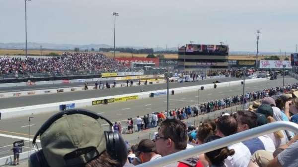 Sonoma Raceway, secção: N
