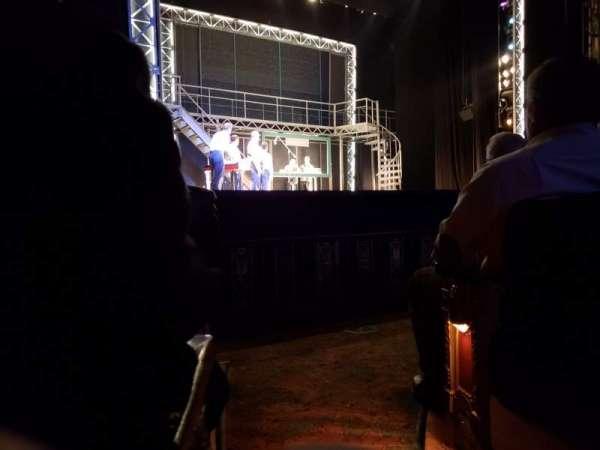 Majestic Theatre - San Antonio, secção: Orchestra L, fila: E, lugar: 1