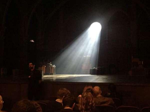 Lyric Theatre, secção: ORCHR, fila: F, lugar: 10