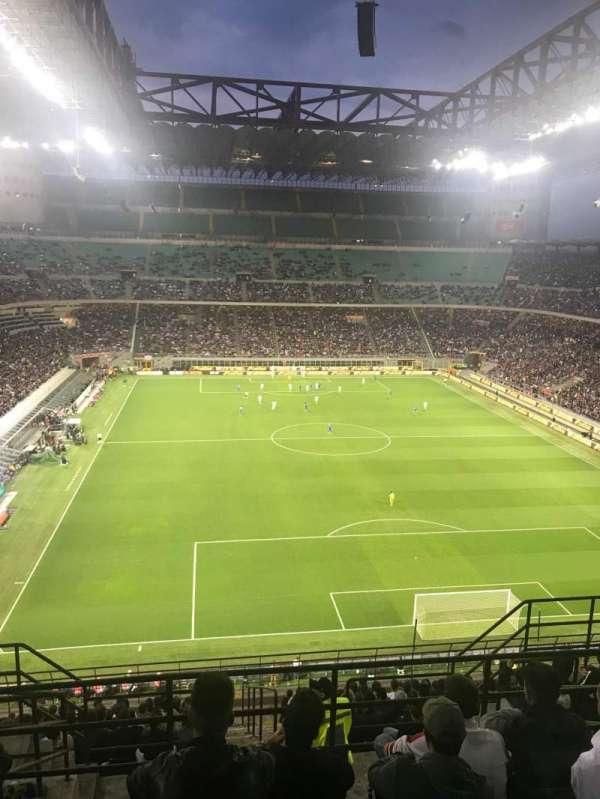 Stadio Giuseppe Meazza, secção: 212
