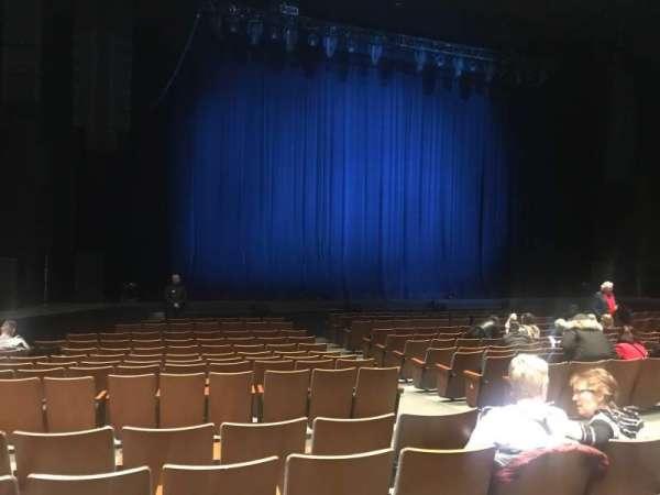 Sony Centre for the Performing Arts, secção: Orchestra, fila: E, lugar: 25
