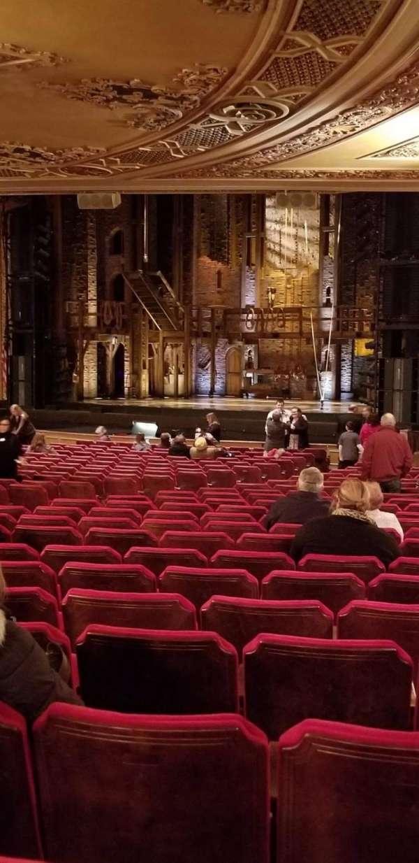 Ohio Theatre (Columbus), secção: Orchestra 1, fila: Z, lugar: 26