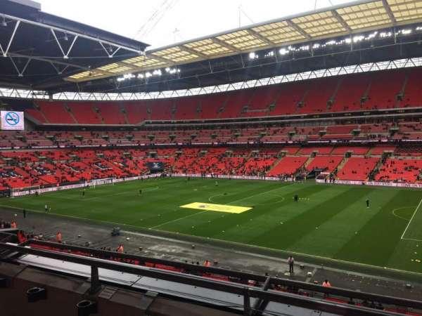 Wembley Stadium, secção: 223, fila: 3, lugar: 227