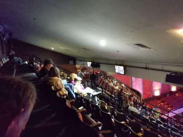 The Tabernacle, secção: 401, fila: G, lugar: 2