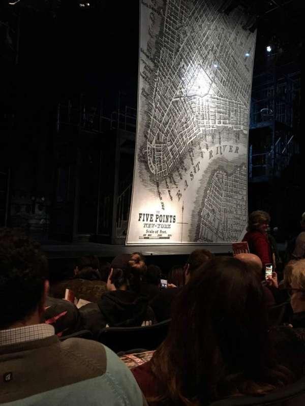 The Roda Theatre at the Berkeley REP, fila: F, lugar: 11