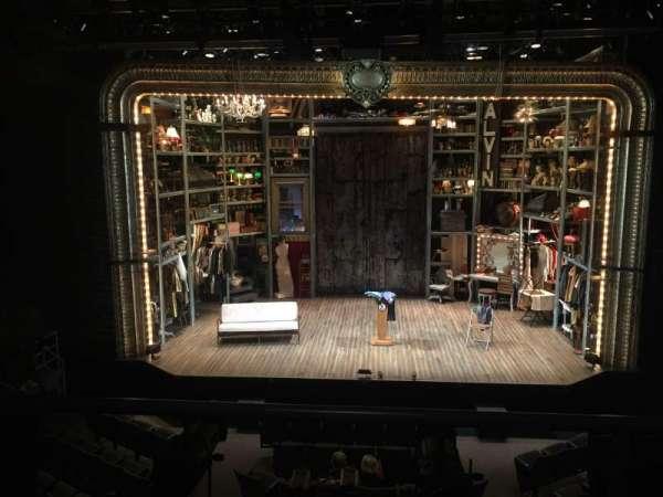 Laura Pels Theatre, secção: Mezzanine Prime, fila: BB, lugar: 107
