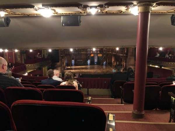 CIBC Theatre, secção: DCRC, fila: G, lugar: 221