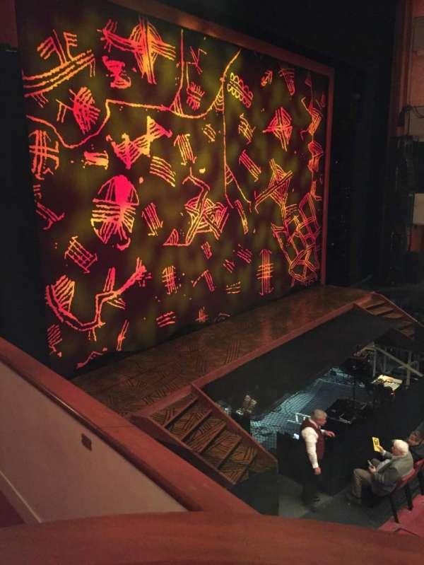 Fox Cities Performing Arts Center, secção: Dress Circle, fila: Left box, lugar: 207