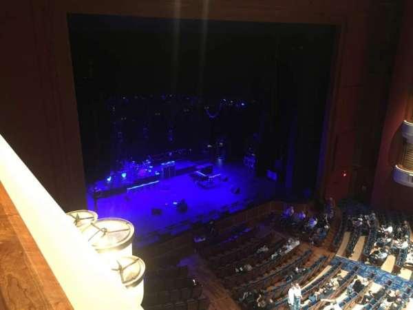 Au-Rene Theatre at the Broward Center, secção: Balcony, fila: Box A, lugar: 15