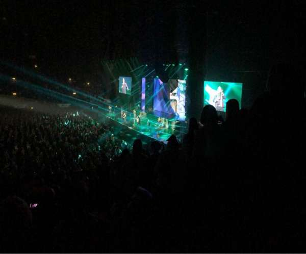 SSE Arena, Wembley, secção: N5, fila: P, lugar: 58