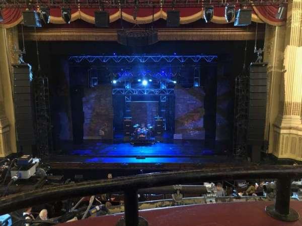 Boston Opera House, secção: DRSCTR, fila: AA, lugar: 103
