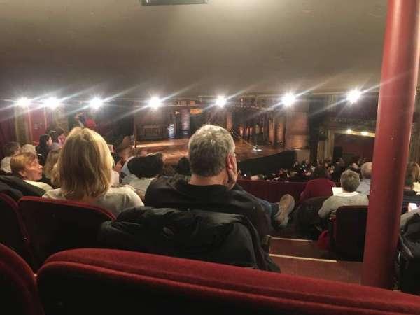 CIBC Theatre, secção: Dress Circle L, fila: G, lugar: 1, 3