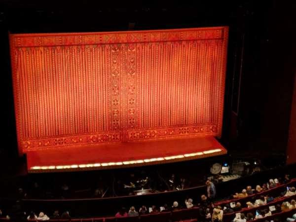 San Diego Civic Theatre, secção: RBLCL2, fila: O, lugar: 19