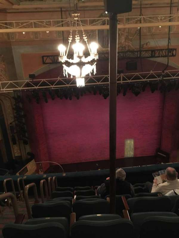 Shubert Theatre, secção: Balcony, fila: G, lugar: 113