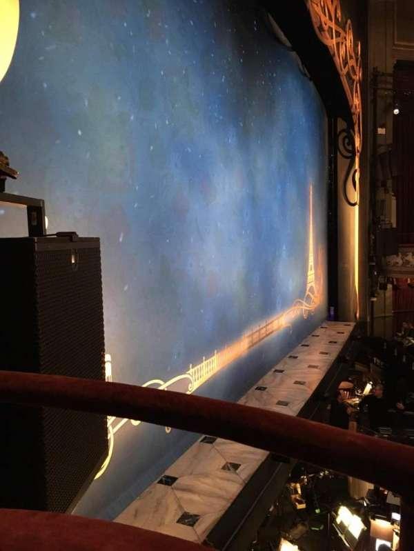 Broadhurst Theatre, secção: Left Boxes, fila: A, lugar: 1,2