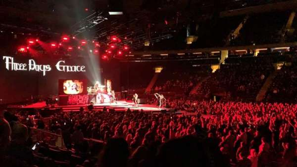 Madison Square Garden, secção: 117, fila: 9, lugar: 19-20
