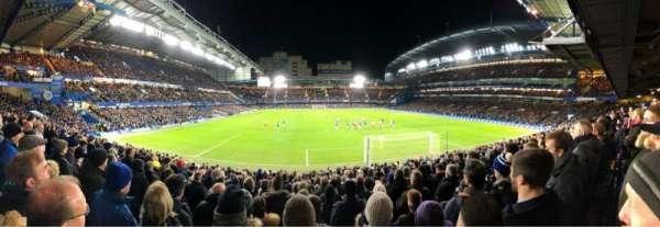 Stamford Bridge, secção: MH Lower, fila: W, lugar: 99