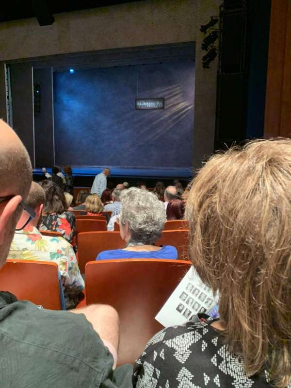 Au-Rene Theatre at the Broward Center, secção: Orchestra R, fila: Q, lugar: 14