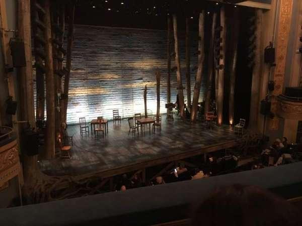 Gerald Schoenfeld Theatre, secção: Mezz, fila: B, lugar: 9
