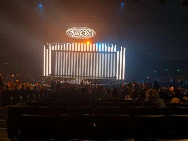 Zappos Theater, secção: 204, fila: S, lugar: 16