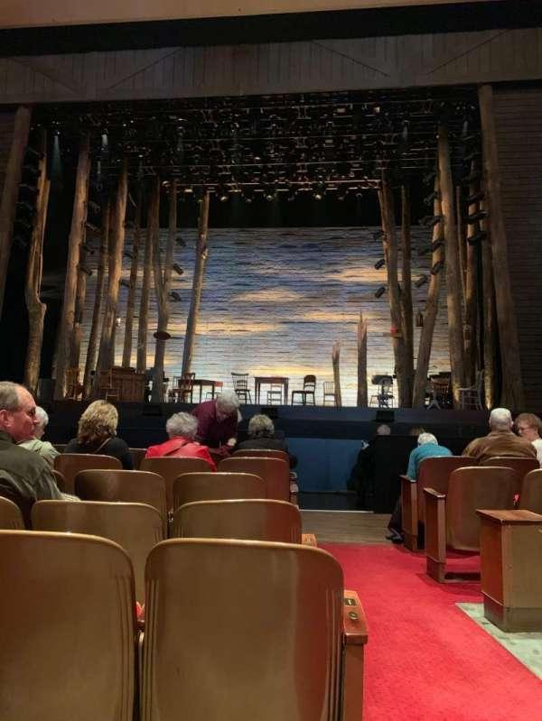 Keller Auditorium, secção: Orchestra C, fila: E, lugar: 10