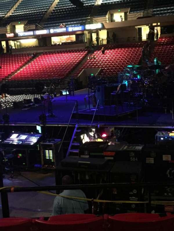 Legacy Arena, secção: 28L, fila: J, lugar: 3