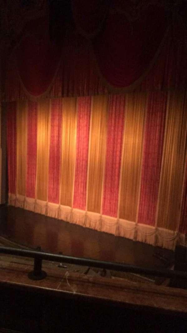 Ohio Theatre (Columbus), secção: Loge A, fila: B, lugar: 12