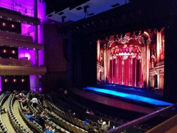 DeVos Performance Hall, secção: Dress, fila: 1, lugar: 6