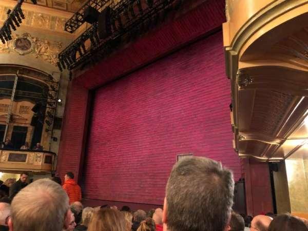 Shubert Theatre, secção: Orchestra, fila: K, lugar: 22