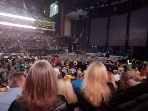 VyStar Veterans Memorial Arena, secção: 102, fila: G, lugar: 15